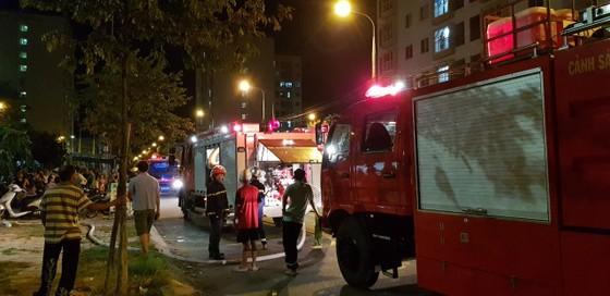 Thắp hương cúng rằm làm cháy căn hộ chung cư ở tầng 11 ở Đà Nẵng ảnh 1