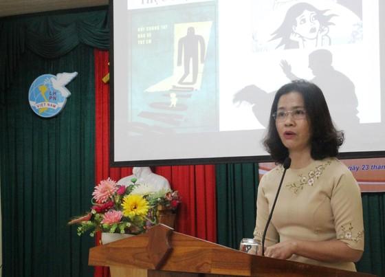 Xây dựng Đà Nẵng an toàn - không bạo lực đối với phụ nữ và trẻ em gái ảnh 1