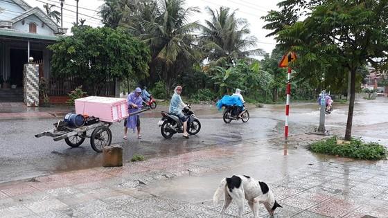 Mưa lớn trên diện rộng, Quảng Trị di dời khẩn cấp hàng trăm hộ dân ảnh 4