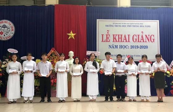 Lễ khai trường gói gọn chưa đầy 45 phút ở Đà Nẵng ảnh 1