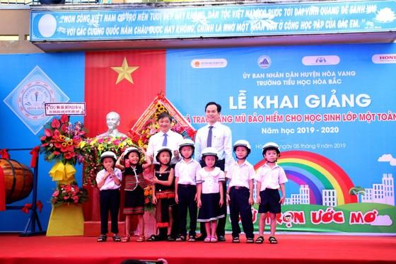 Lễ khai trường gói gọn chưa đầy 45 phút ở Đà Nẵng ảnh 3