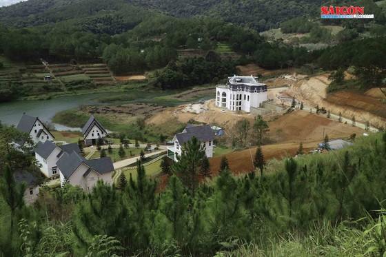 Xử lý khu nghỉ dưỡng cao cấp tại Đà Lạt tự ý san ủi 3 ha đất trái phép ảnh 2