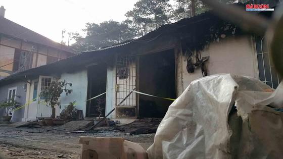 Cận cảnh hiện trương vụ cháy khiến 5 ở Đà Lạt người tử vong ảnh 6