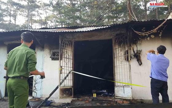 Cận cảnh hiện trương vụ cháy khiến 5 ở Đà Lạt người tử vong ảnh 2