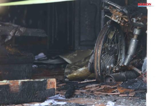 Cận cảnh hiện trương vụ cháy khiến 5 ở Đà Lạt người tử vong ảnh 4