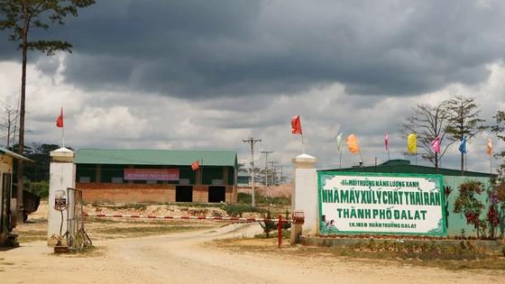 Nhà máy xử lý chất thải rắn Đà Lạt chôn trái phép hàng chục ngàn tấn rác ảnh 3