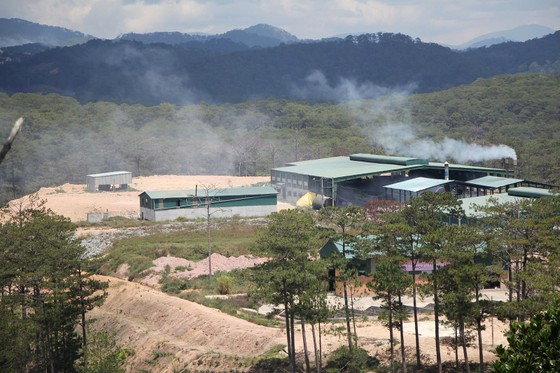 Nhà máy xử lý chất thải rắn Đà Lạt chôn trái phép hàng chục ngàn tấn rác ảnh 2