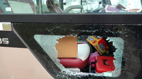 Bắt 2 đối tượng đập kính ô tô, trộm đồ của du khách ở Đà Lạt ảnh 3