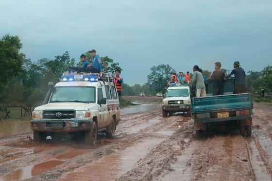 Môi trường tại khu vực vỡ đập thủy điện ở Lào đứng trước nguy cơ ô nhiễm ảnh 7