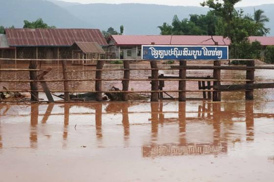 Môi trường tại khu vực vỡ đập thủy điện ở Lào đứng trước nguy cơ ô nhiễm ảnh 4