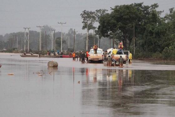 Môi trường tại khu vực vỡ đập thủy điện ở Lào đứng trước nguy cơ ô nhiễm ảnh 8