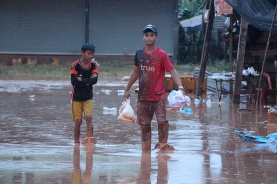 Môi trường tại khu vực vỡ đập thủy điện ở Lào đứng trước nguy cơ ô nhiễm ảnh 5