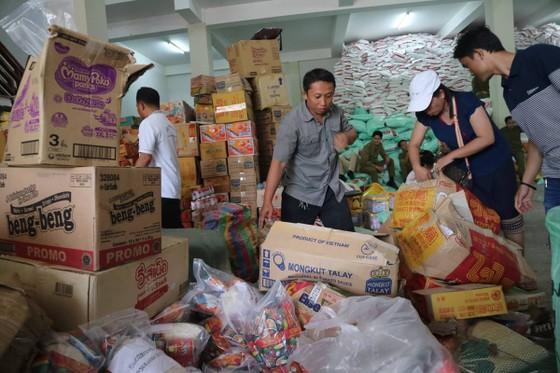 Lực lượng cứu hộ quốc tế đổ về Lào cứu trợ sau vụ vỡ đập thủy điện ảnh 7