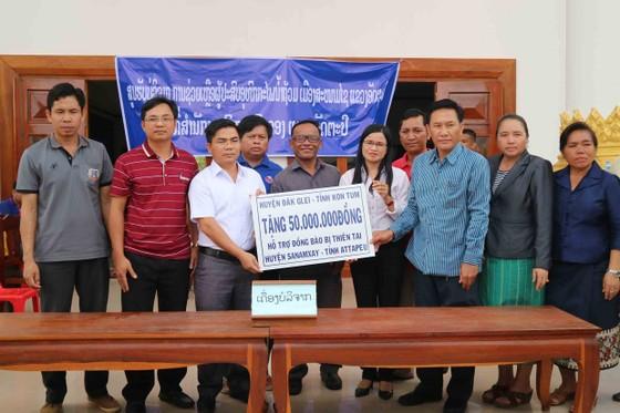 Sau 6 ngày, hiện trường nơi vỡ đập thủy điện ở Lào vẫn ngổn ngang ảnh 9
