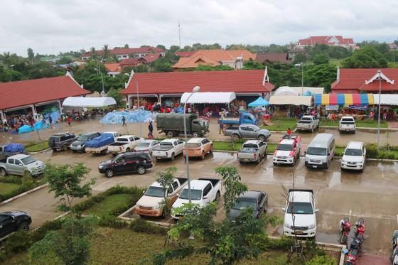 Quân đội tập trung tìm kiếm nạn nhân mất tích vụ vỡ đập thủy điện ở Lào ảnh 5