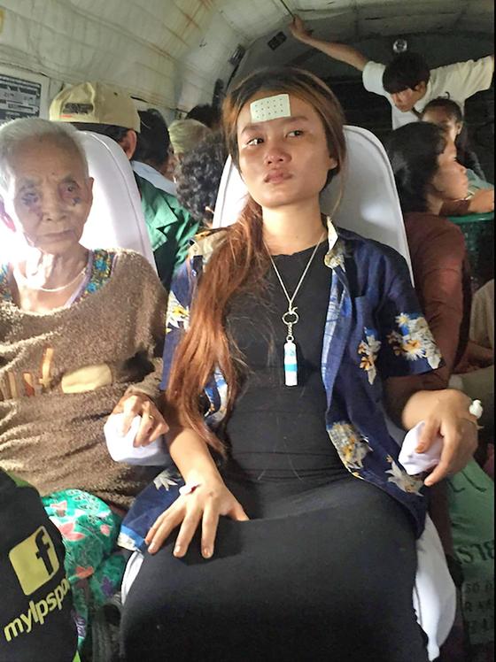 Quân đội tập trung tìm kiếm nạn nhân mất tích vụ vỡ đập thủy điện ở Lào ảnh 2