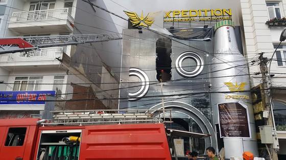 Cháy lớn tại beer club ở trung tâm Đà Lạt  ảnh 3
