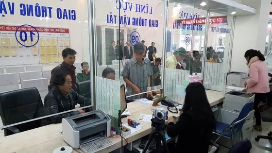 Thành lập trung tâm phục vụ hành chính công Lâm Đồng ảnh 4