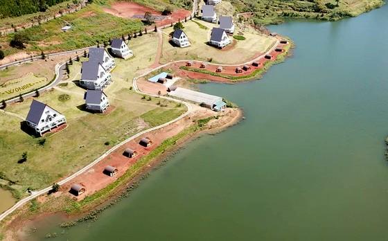 Kiểm tra, xử lý trật tự xây dựng tại hồ Tuyền Lâm sau khi báo chí phản ánh ảnh 2