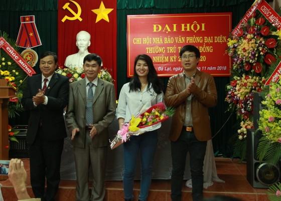 Thành lập Chi hội nhà báo Văn phòng đại diện, thường trú tại Lâm Đồng ảnh 1