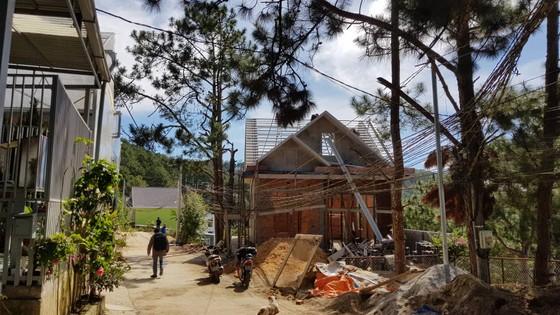 Tháo dỡ hàng loạt nhà không phép ở Đà Lạt ảnh 3