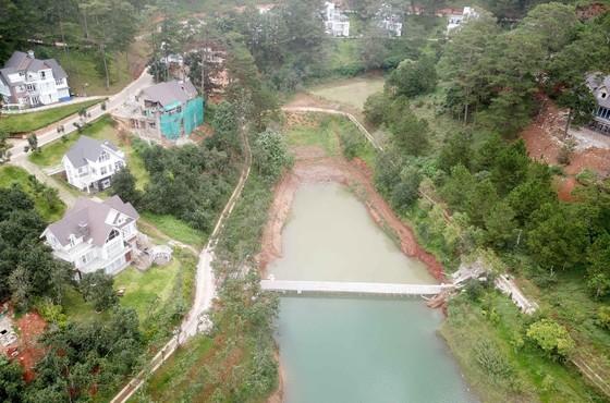 Xử lý dứt điểm các sai phạm tại KDL quốc gia hồ Tuyền Lâm ảnh 3