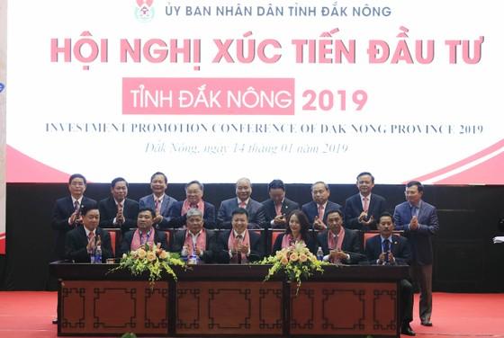 Thủ tướng Nguyễn Xuân Phúc: Đắk Nông cần giải quyết tốt các thủ tục hành chính trong đầu tư ảnh 5