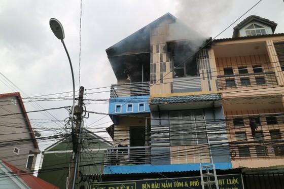 Hỏa hoạn thiêu rụi căn nhà ở trung tâm Đà Lạt ảnh 3