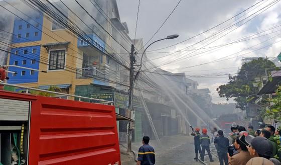 Hỏa hoạn thiêu rụi căn nhà ở trung tâm Đà Lạt ảnh 2