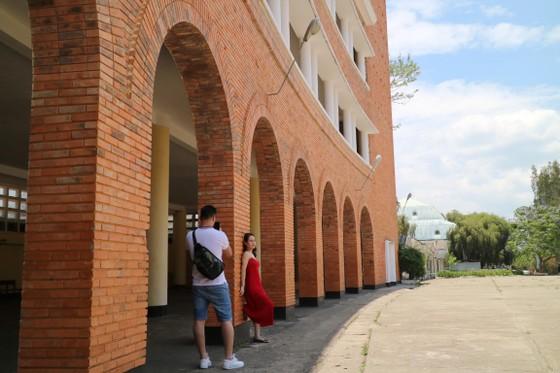 Trường Cao đẳng Sư phạm Đà Lạt ngưng đón khách tham quan ảnh 1