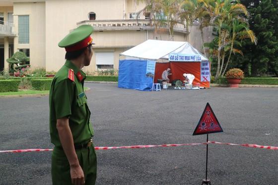 Diễn tập ứng phó sự cố bức xạ và hạt nhân ở Đà Lạt ảnh 2