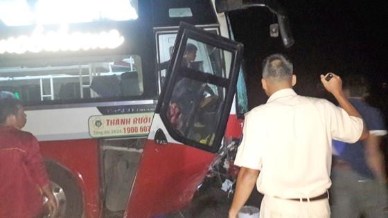 2 vụ tai nạn giao thông 5 người tử vong ảnh 2