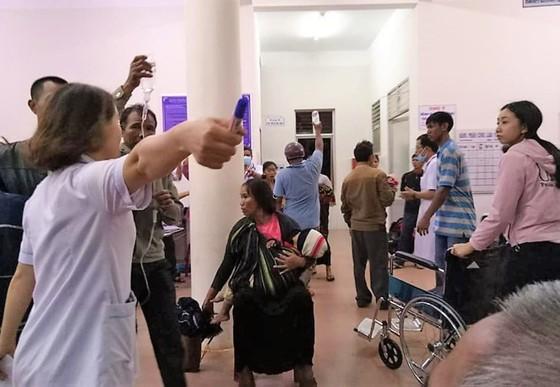 136 người nhập viện cấp cứu sau khi ăn tiệc cưới ảnh 1