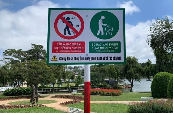Xử lý người đổ 20 túi rác thẳng xuống suối Cam Ly – Đà Lạt ảnh 3