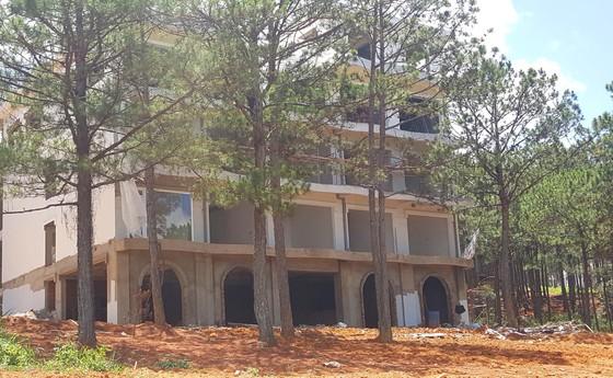 Dự án nghỉ dưỡng tại hồ Tuyền Lâm chây ì khắc phục sai phạm  ảnh 1