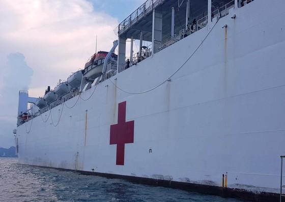 Tàu bệnh viện Hoa Kỳ đến Nha Trang ảnh 3