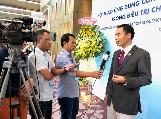 Lần đầu tiên, công nghệ tầm soát ung thư của Hoa Kỳ được chuyển giao cho Việt Nam  ảnh 3