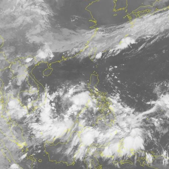 Vùng áp thấp có thể mạnh lên thành áp thấp nhiệt đới ảnh 1