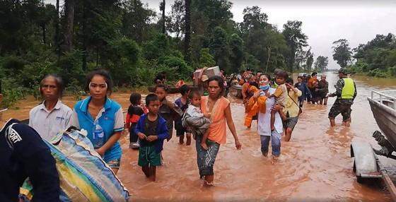 Lũ ở ĐBSCL đang lên nhanh do triều cường kết hợp vỡ đập thủy điện ở Lào ảnh 1