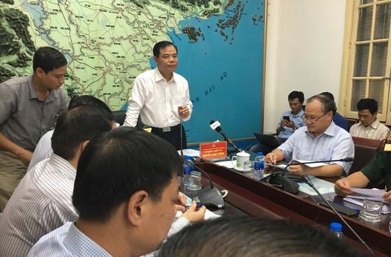Bão tiến gần Hải Phòng - Nghệ An, miền Bắc mưa rất to ảnh 2