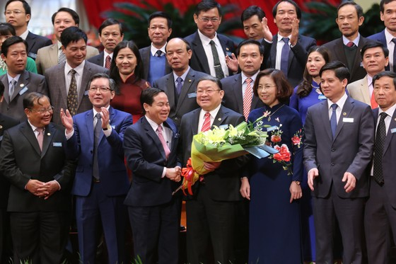 Ông Thào Xuân Sùng tái đắc cử Chủ tich Hội Nông dân Việt Nam  ảnh 1