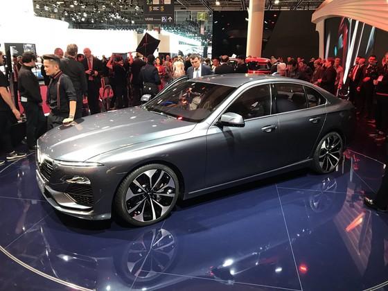 Bộ Công thương xếp việc ra mắt xe VinFast là sự kiện nổi bật năm 2018 ảnh 1