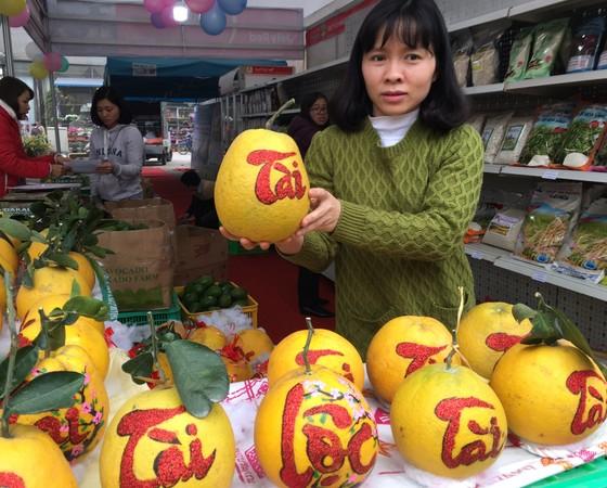 """Trăm loại đặc sản """"khoe hương"""" tại hội chợ xuân 2019 ảnh 1"""
