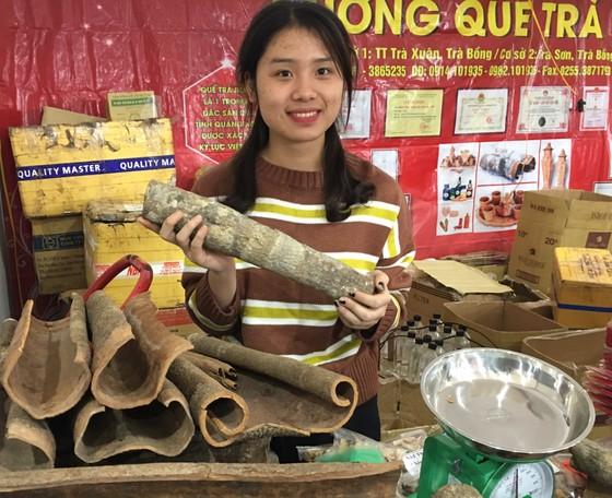 """Trăm loại đặc sản """"khoe hương"""" tại hội chợ xuân 2019 ảnh 3"""