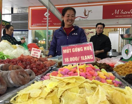 """Trăm loại đặc sản """"khoe hương"""" tại hội chợ xuân 2019 ảnh 4"""