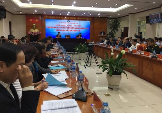 Thủ tướng Nguyễn Xuân Phúc: Phải chống dịch tả heo châu Phi như chống giặc ảnh 2