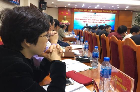 Thủ tướng Nguyễn Xuân Phúc: Phải chống dịch tả heo châu Phi như chống giặc ảnh 1
