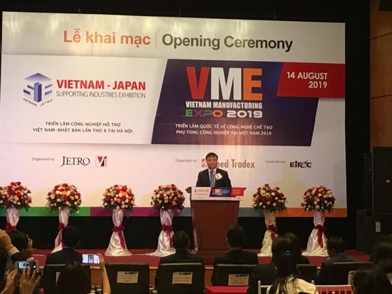 Doanh nghiệp Nhật Bản muốn tăng cường mua linh kiện của Việt Nam  ảnh 1