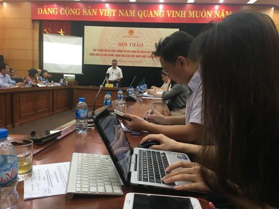 """Thứ trưởng: Thông tư về hàng hóa """"made in Vietnam"""" giúp DN tránh bị cáo buộc gian lận ảnh 1"""