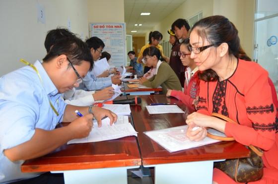 Trường ĐH Y dược TPHCM công bố điểm sàn ảnh 1